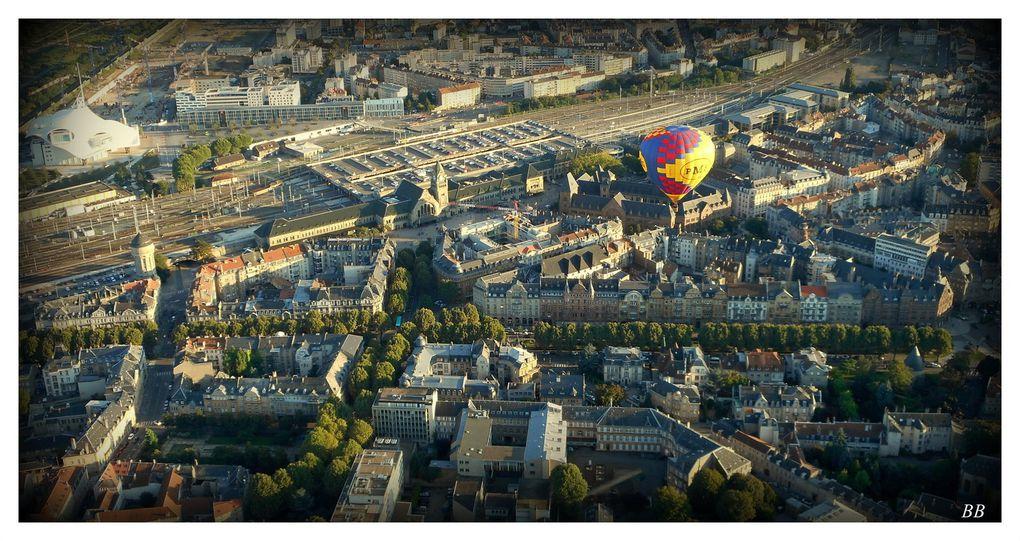 Metz 25e Montgolfiades du 02 au 06 septembre 2015