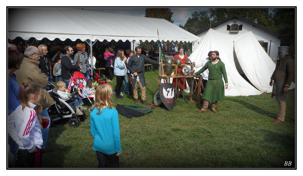 Chesny Fête Médiévale les 19 et 20 septembre 2015