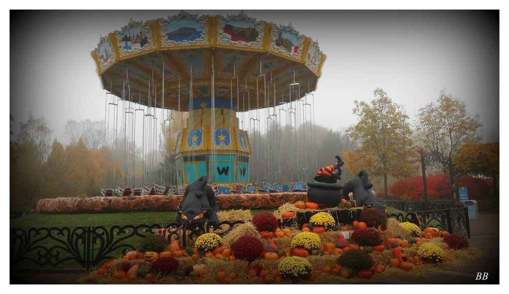 Halloween 2015 au Parc Walygator