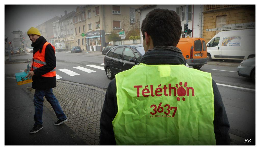 #Téléthon La Jul...oise 2015 Moulin-lès-Metz