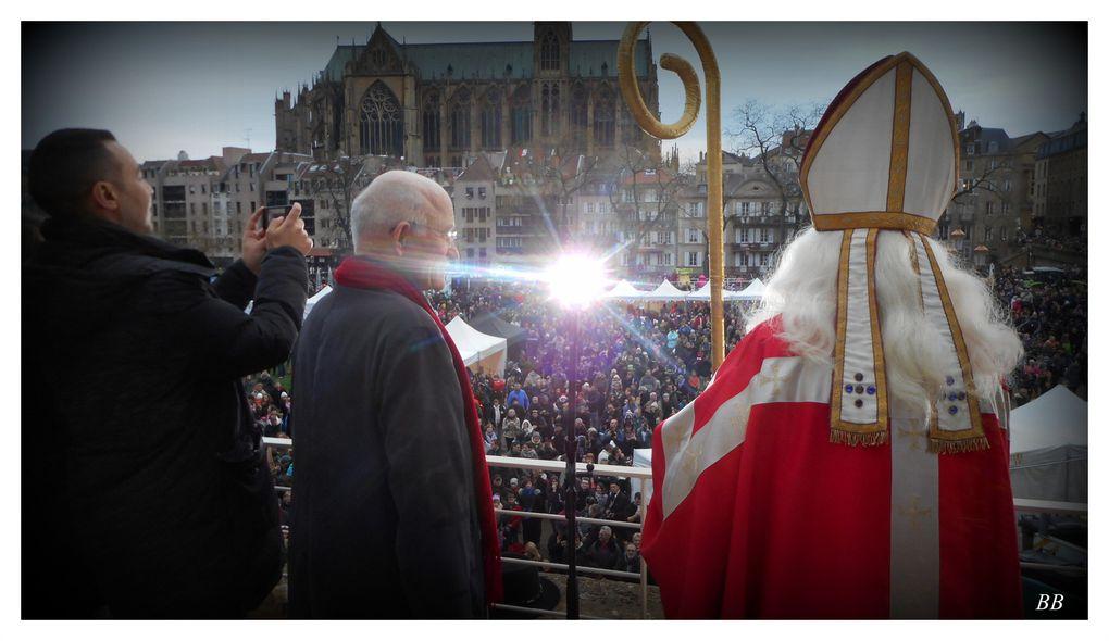 Metz Saint Nicolas le  week-end du  5 et 6 décembre 2015