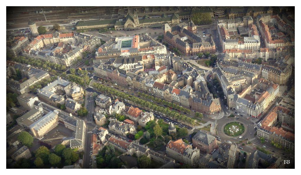 Metz 26ème Montgolfiades au plan d'eau du 31 août au 4 septembre