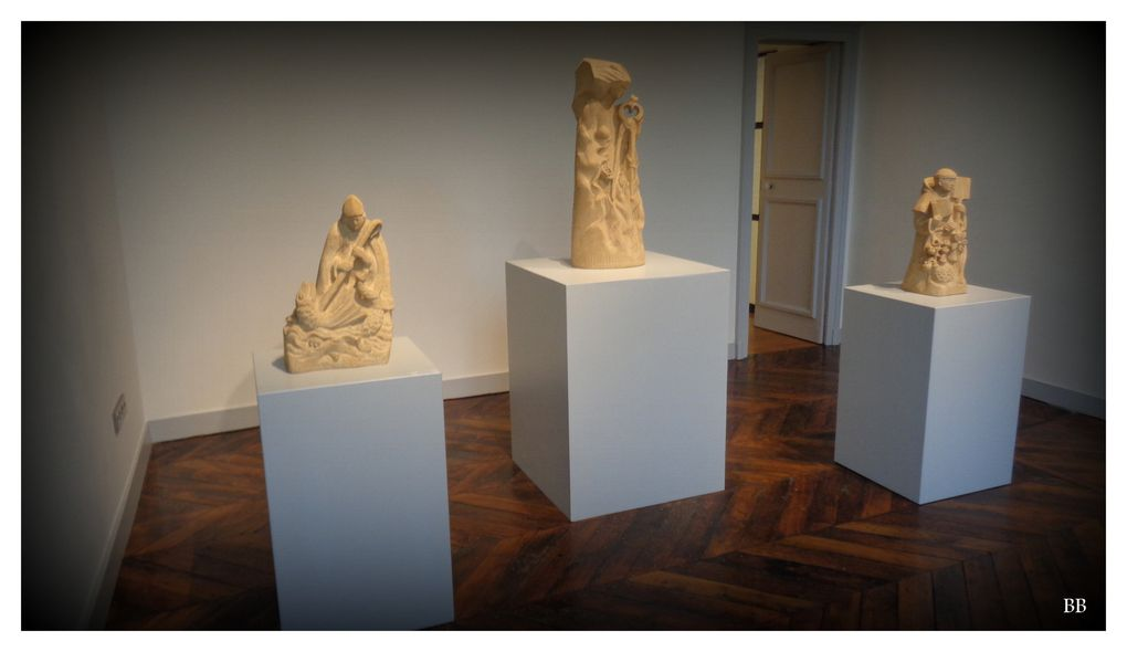 Montigny-lès-Metz Exposition André Forfert jusqu'au 4 décembre 2016