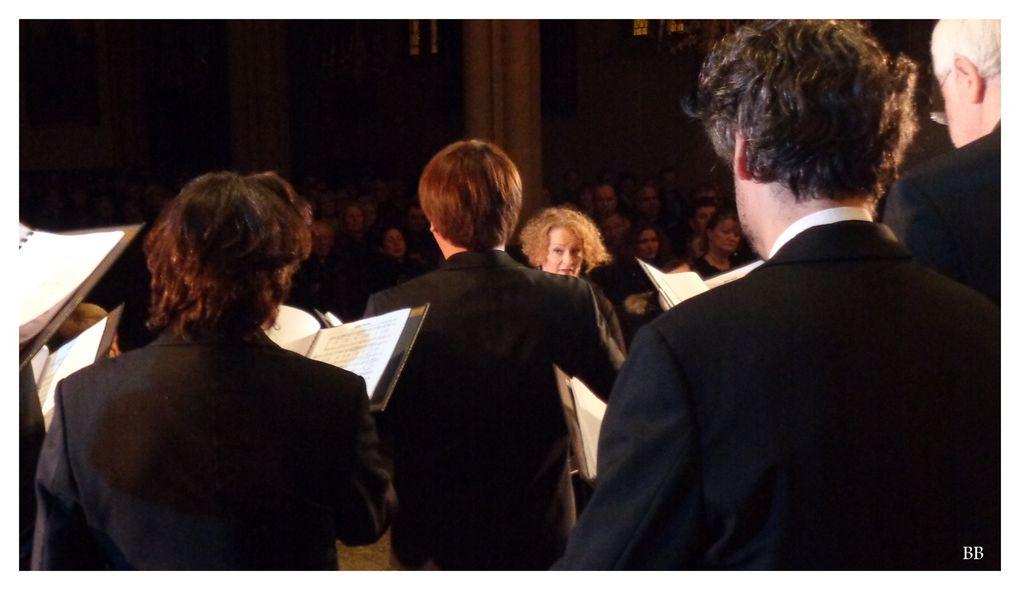 Peltre Concert de Noël avec Le Chœur de l'Opéra-Théâtre de Metz Métropole le 10 décembre 2016