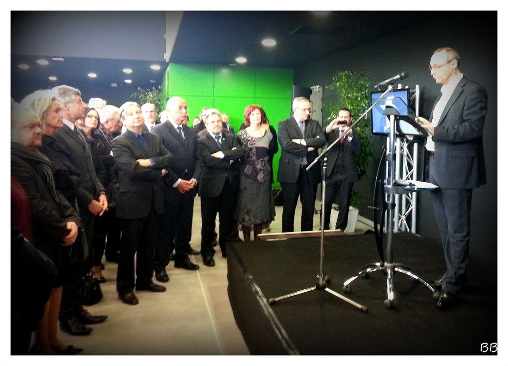 Marly Inauguration Le NEC