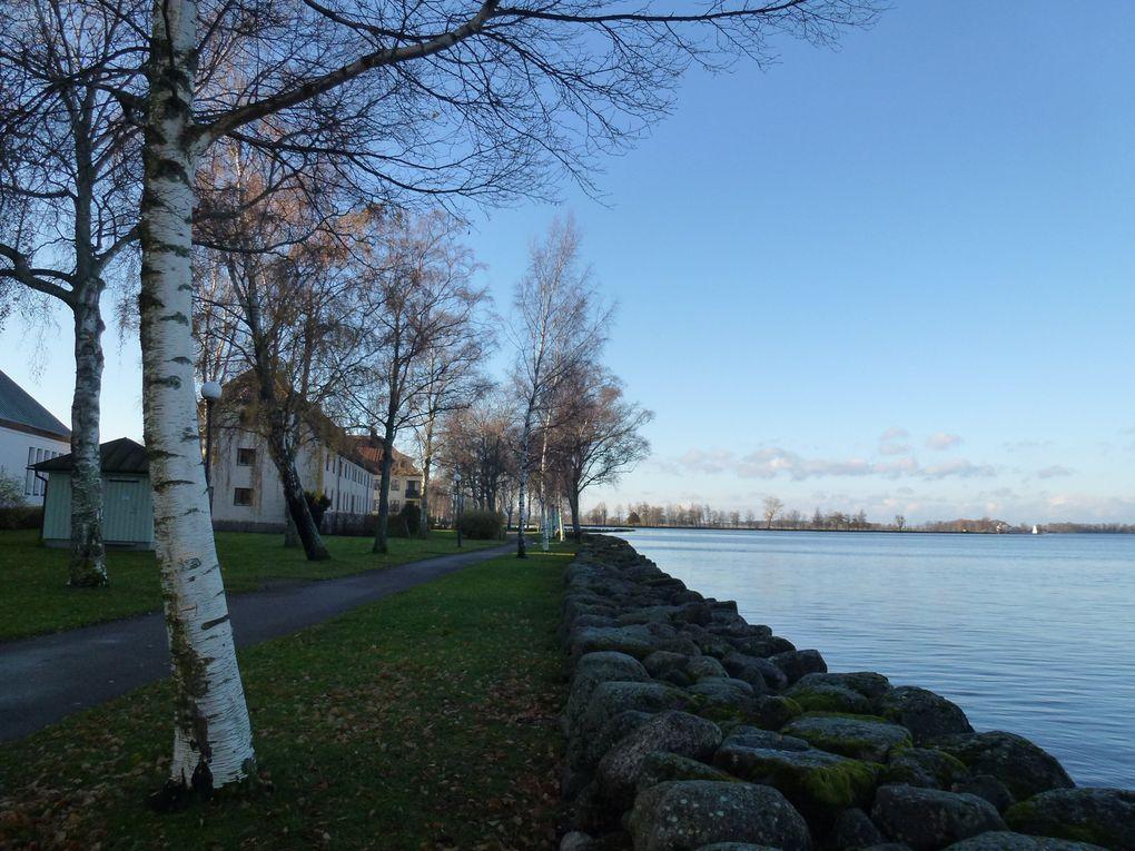 Vadstena, Gränna et Jönköping