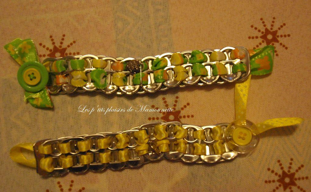 Stock de bracelets