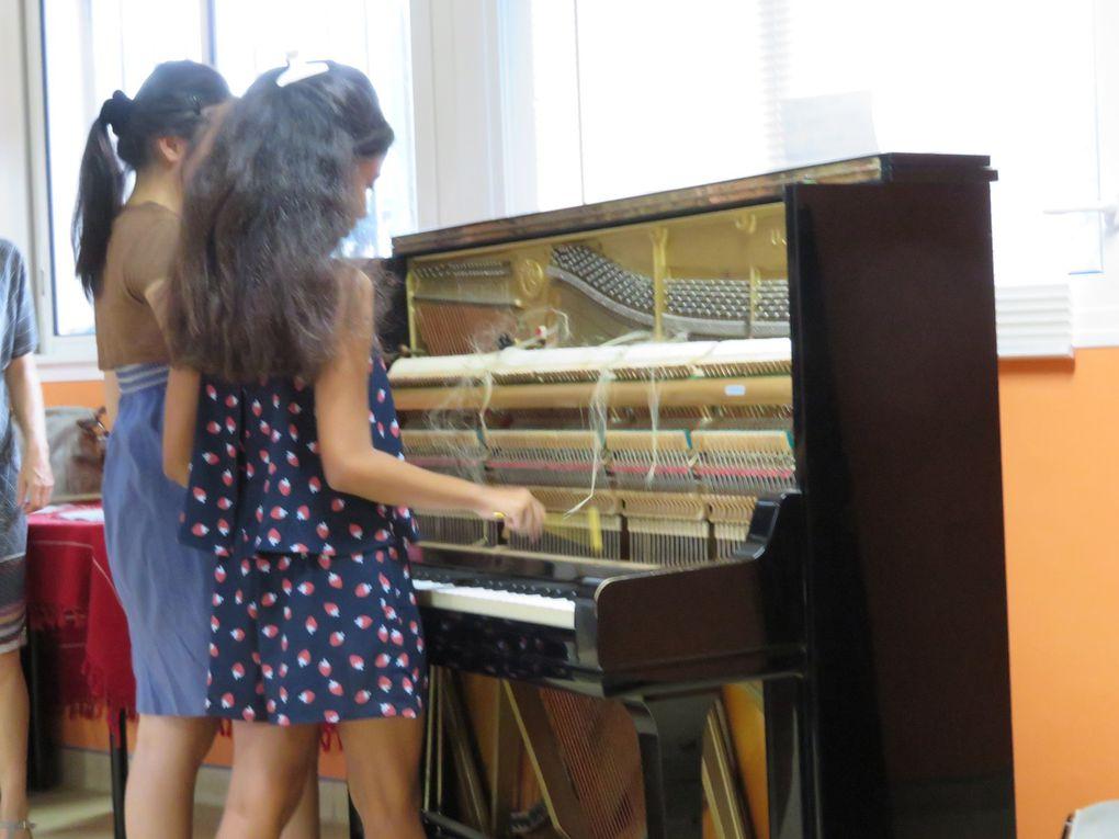 AUDITION DE PIANO Dimanche 30 avril