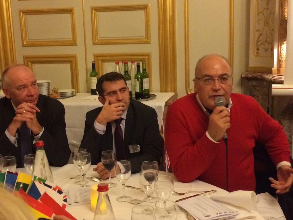 29 nov - Sénat - Général de Corps Aérien Philippe ROOS : « La SIMMAD, un modèle français face aux réalités des interventions militaires extérieures»