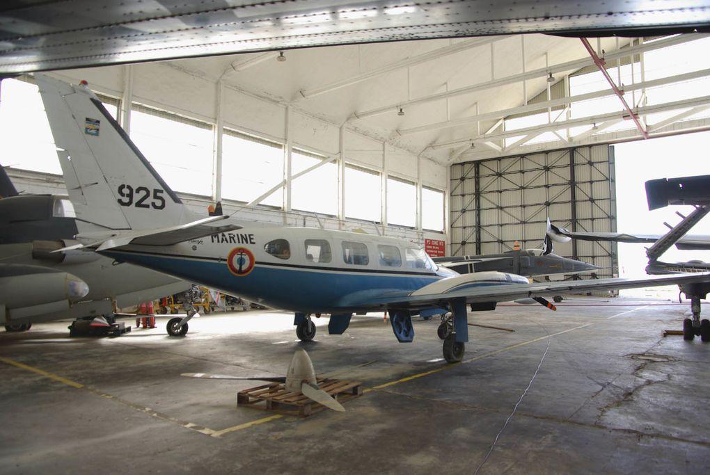 Le Piper PA-31 Navajo B 31-7300925.
