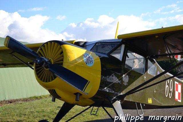 Le Yak 12M F-AZKO. Contribution de Philippe Margrain.