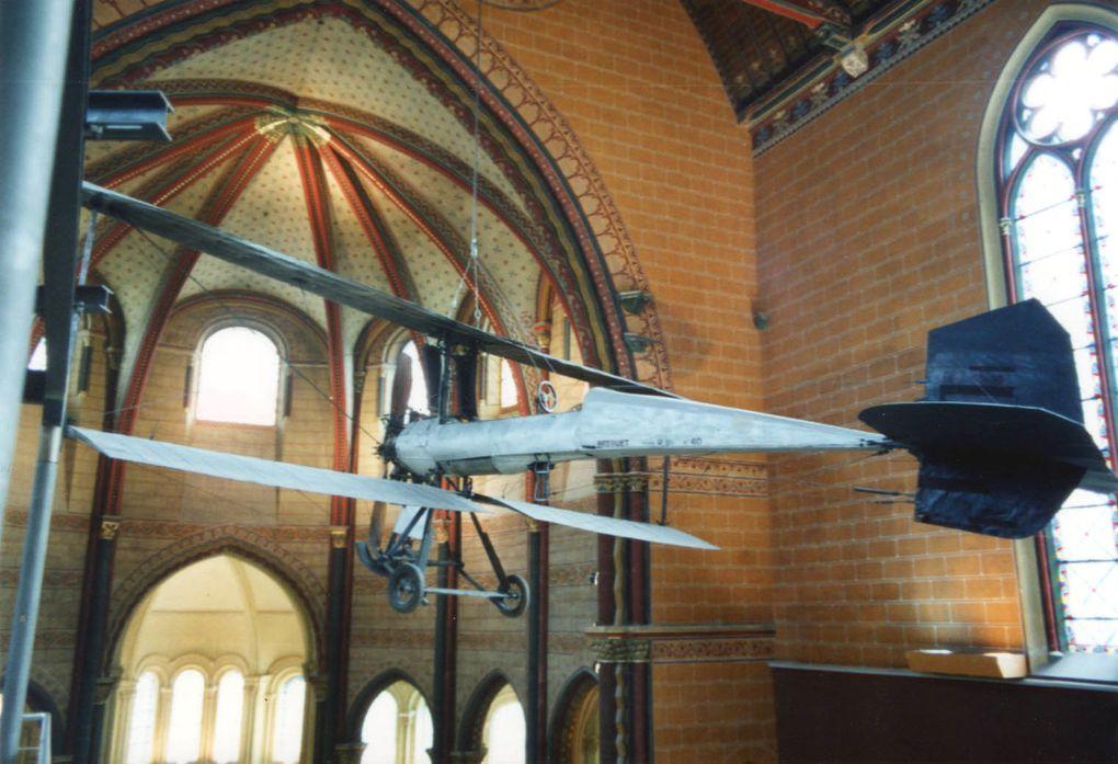Le Breguet RU-1, le plus vieil appareil militaire préservé.