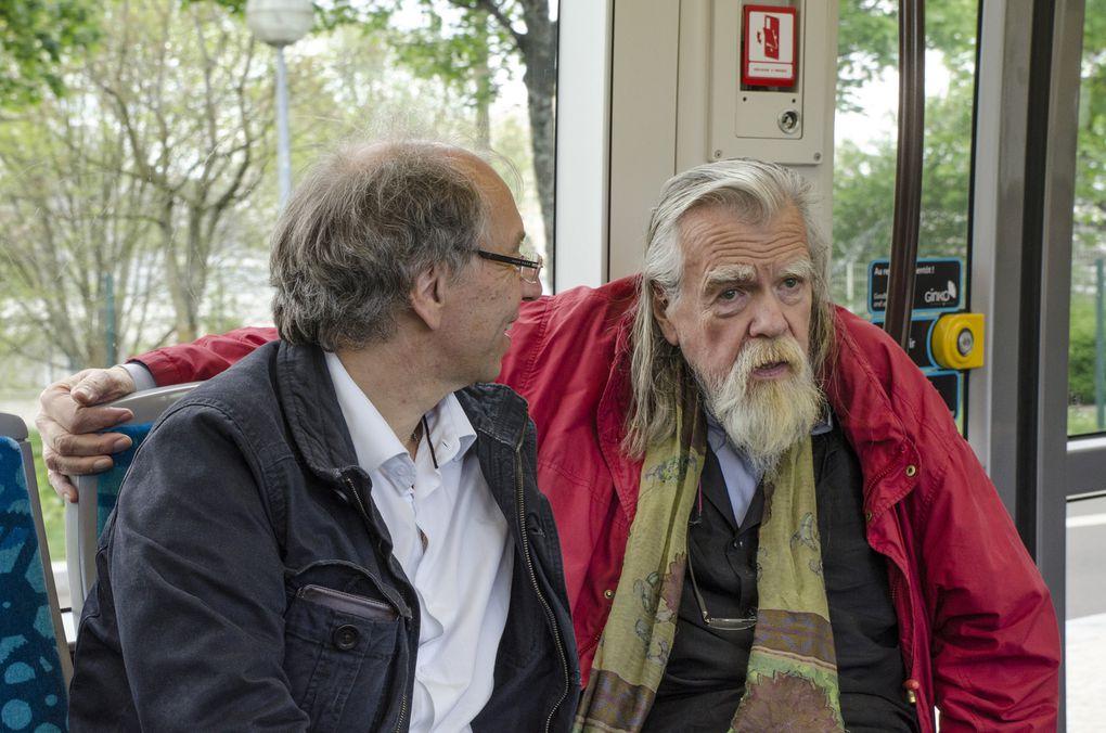 """—l'équipe de Michel Redolfi - les """"voix"""" du tramway de Besançon"""