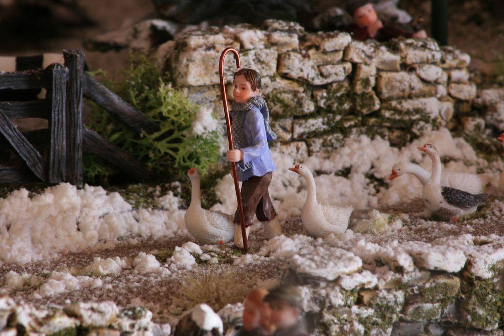 &quot&#x3B;Un Noël à Colorado Springs&quot&#x3B; - village 2013