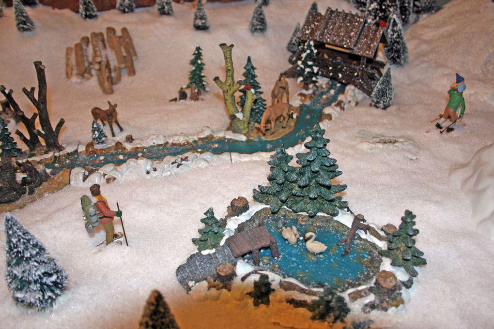 Il était une fois... les villages miniatures de Noël