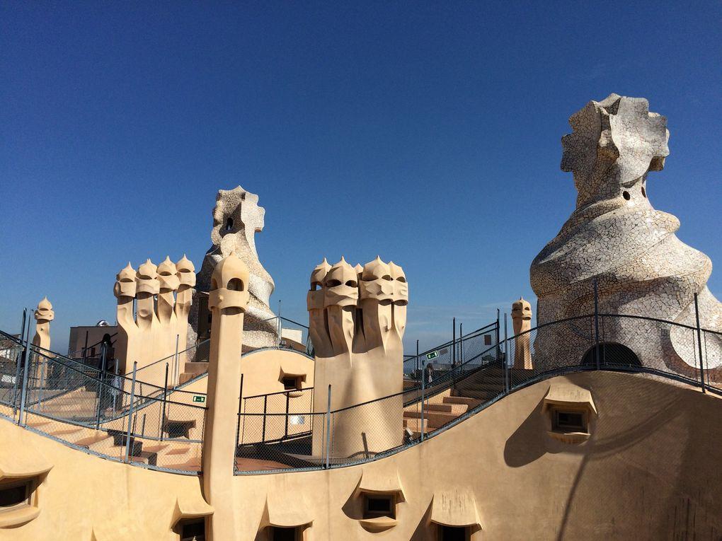 Parcours Gaudi : Sagrada Familia, Casa Batllo, Casa Mila La Pedrera