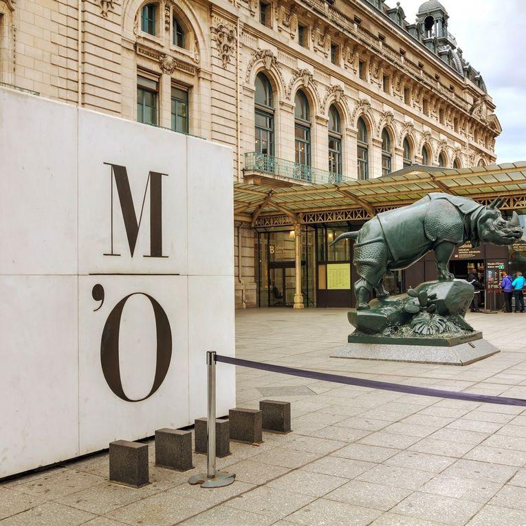 Et pour finir le musée d'Orsay !