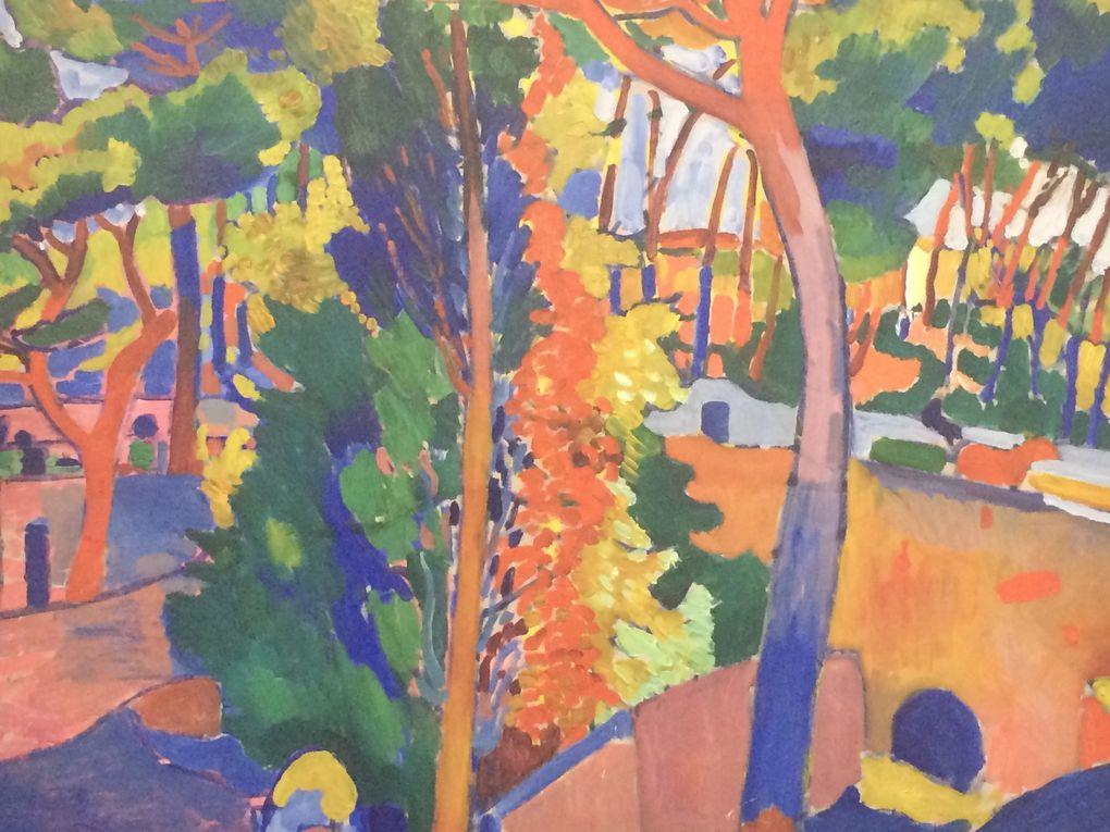 &quot&#x3B;André Derain 1904-1914, la décennie radicale&quot&#x3B; : le cofondateur du fauvisme au centre Pompidou