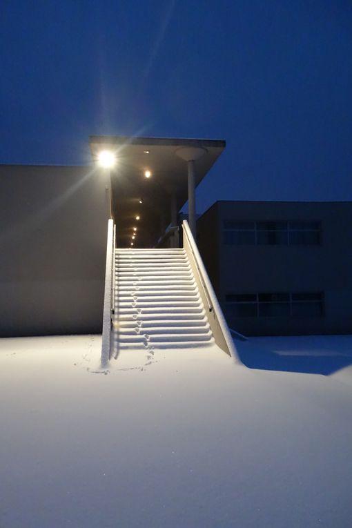 Photos prises par M. Seurat le lundi 21 janvier 2013