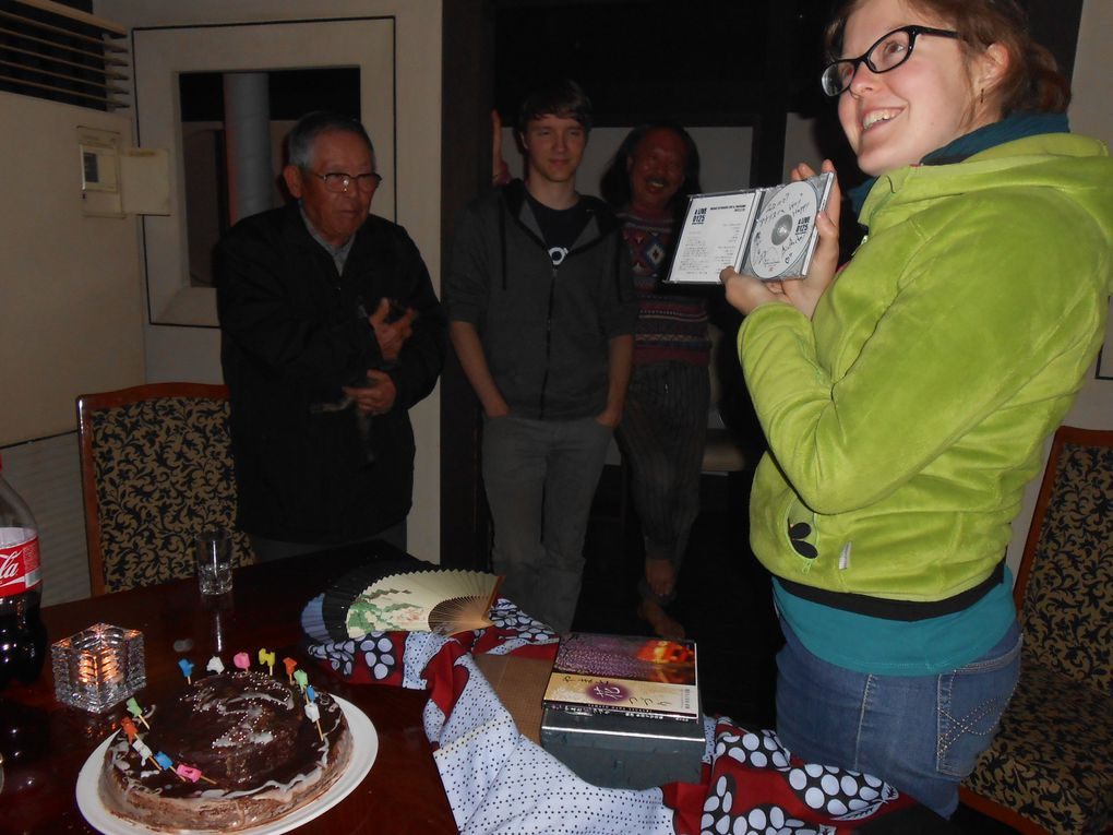 Anniversaire d'Anne-Lise / Anne-Lise's birthday