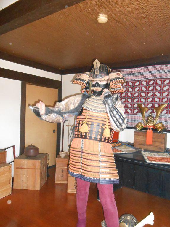 Samouraï / Kimono / Yukata