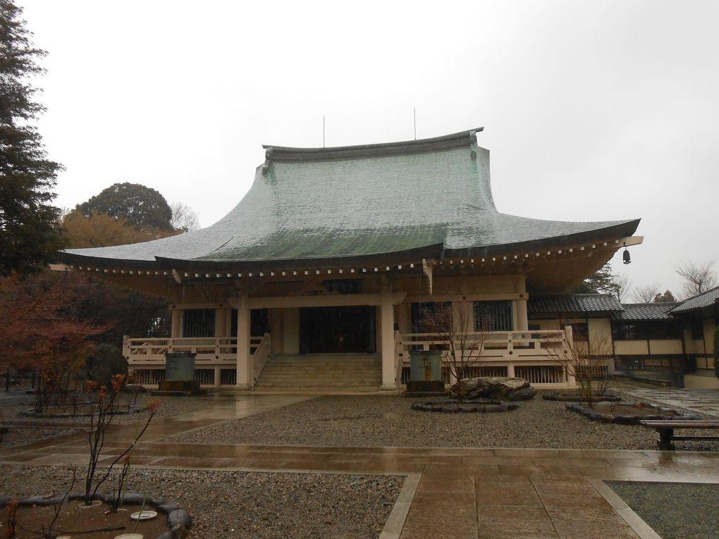 Temple du Maneki Neko