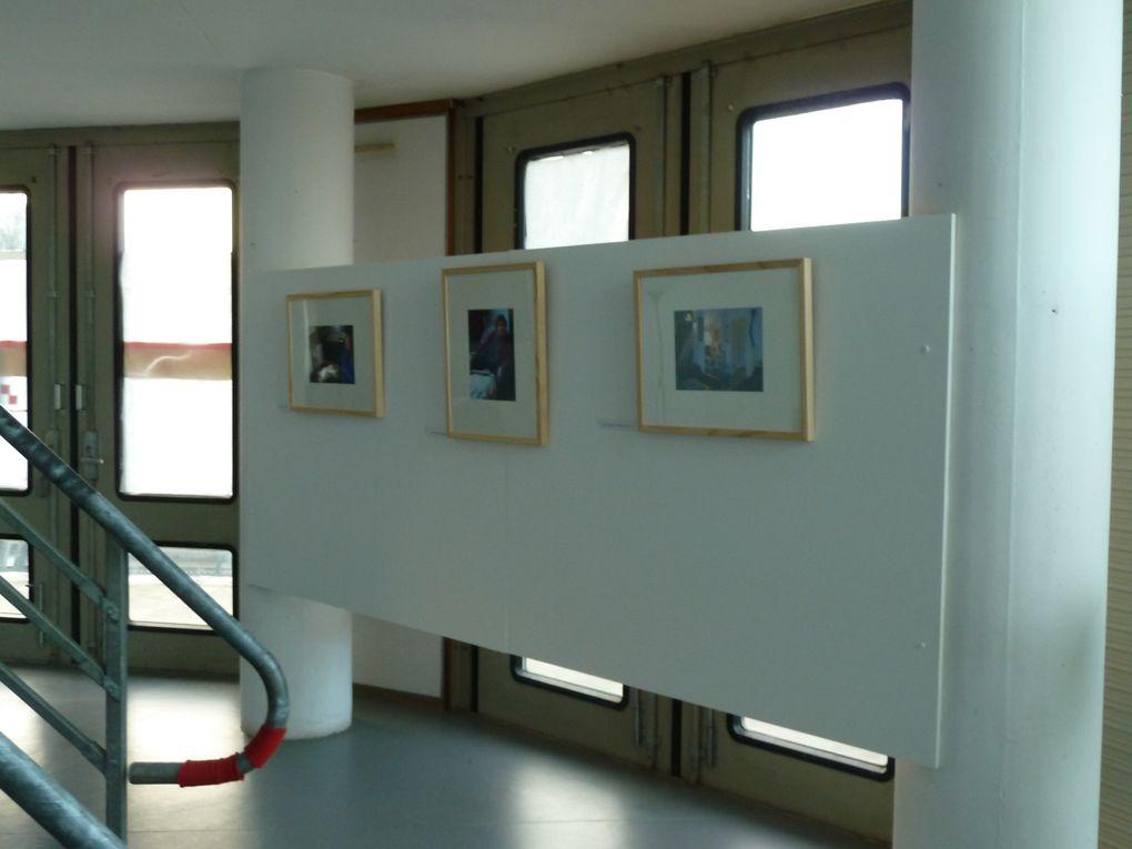 PETIT DEJ &quot&#x3B;RENCONTRE AVEC L'ARTISTE&quot&#x3B; MARIO MOINO