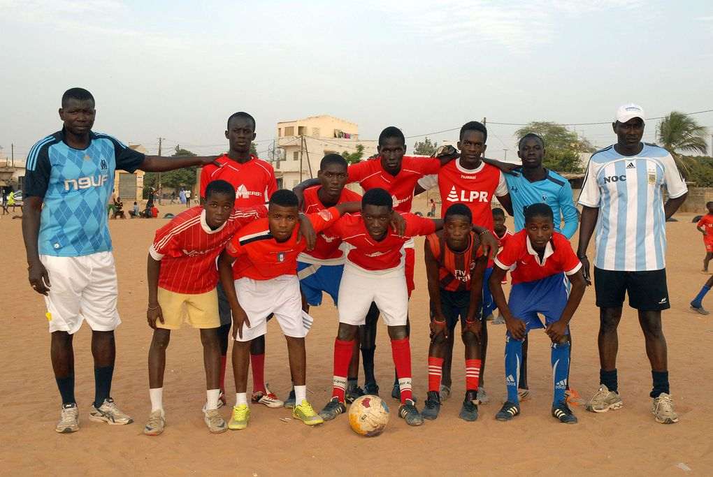 Mbour - Club de Football Ousmane Sene