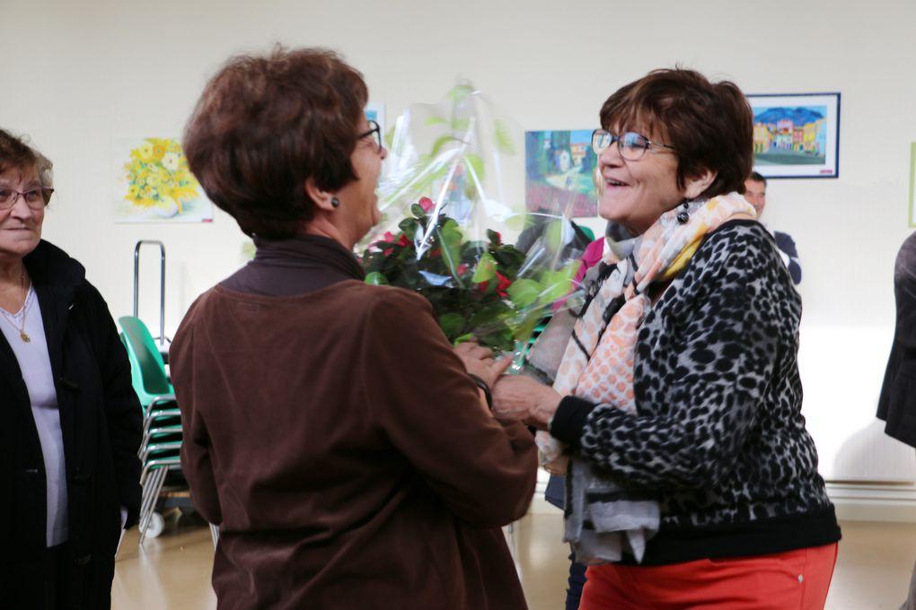 Cérémonie du 11 Novembre et Palmarès des  Maisons Fleuries.