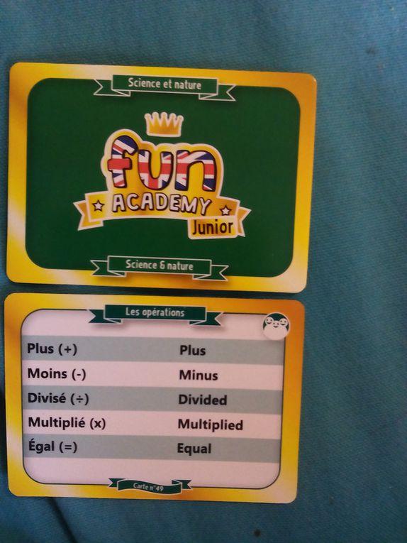 Mercredi_ Si on jouait 11 - Fun Academy Junior