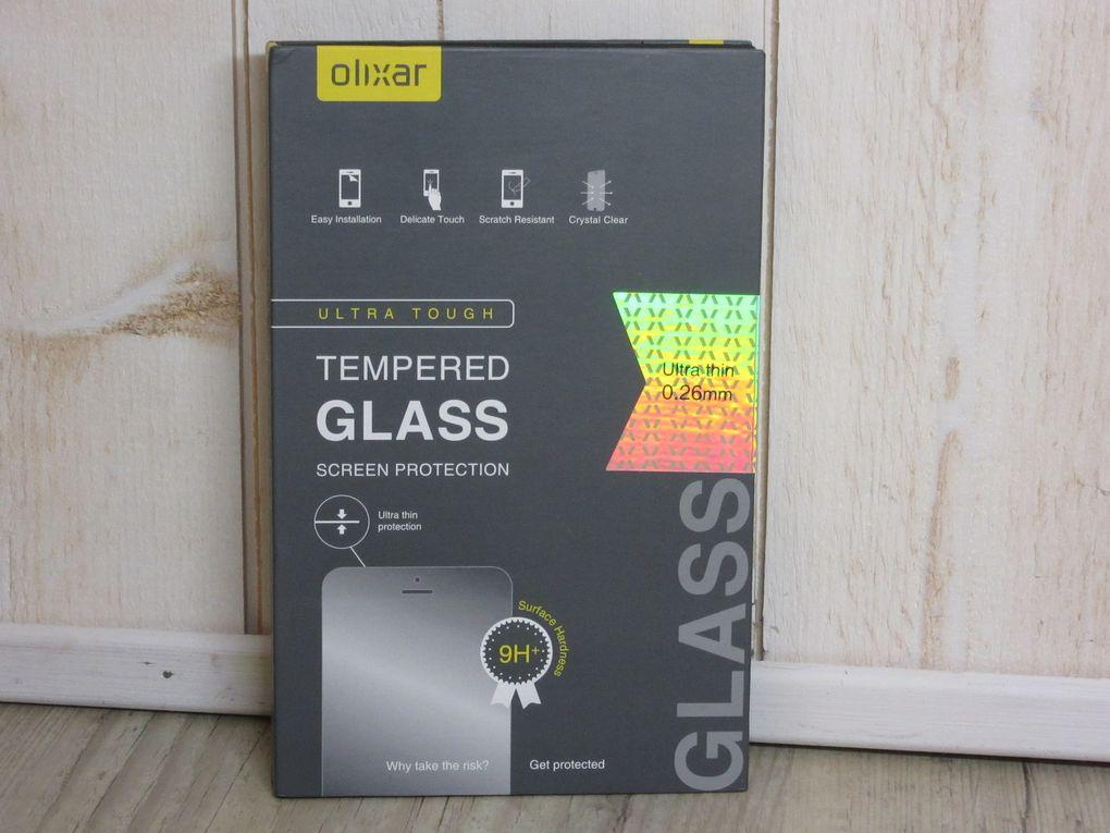 Un verre trempée juste excellent et qui protège très bien !