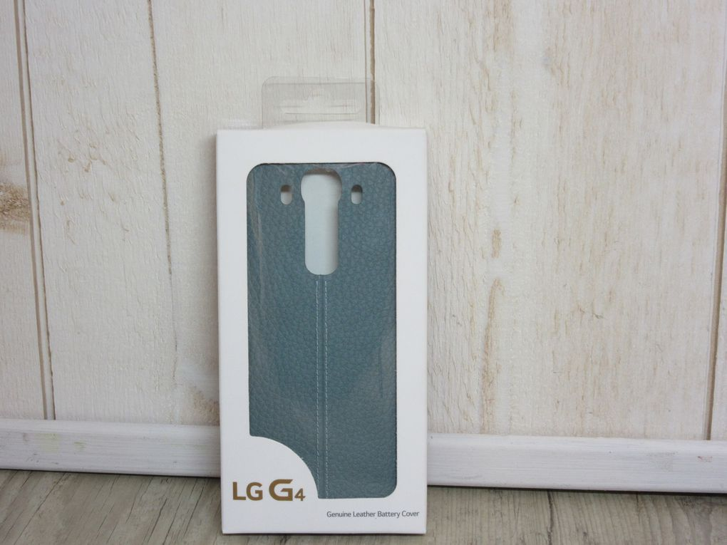 Une coque pour LG G4 qui fait très classe !