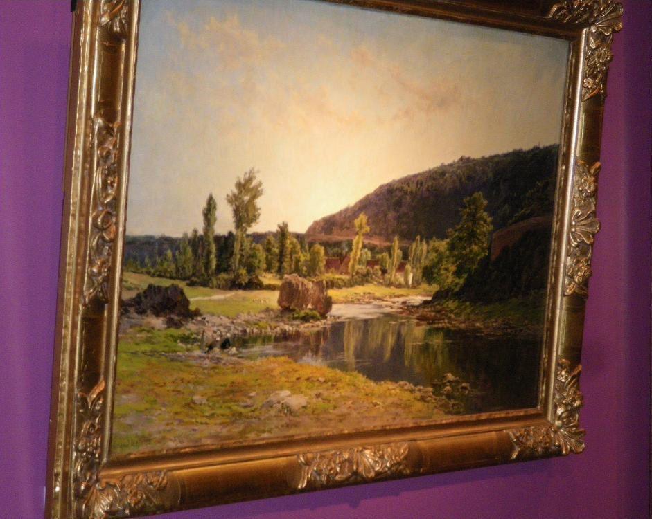 Superbe Expo: à visiter absolument pendant l'été si possible en premier pour découvrir le début du courant Impressionniste