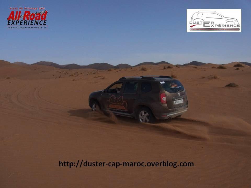 5ème étape pour le DUSTER CAP MAROC - Duster Expérience