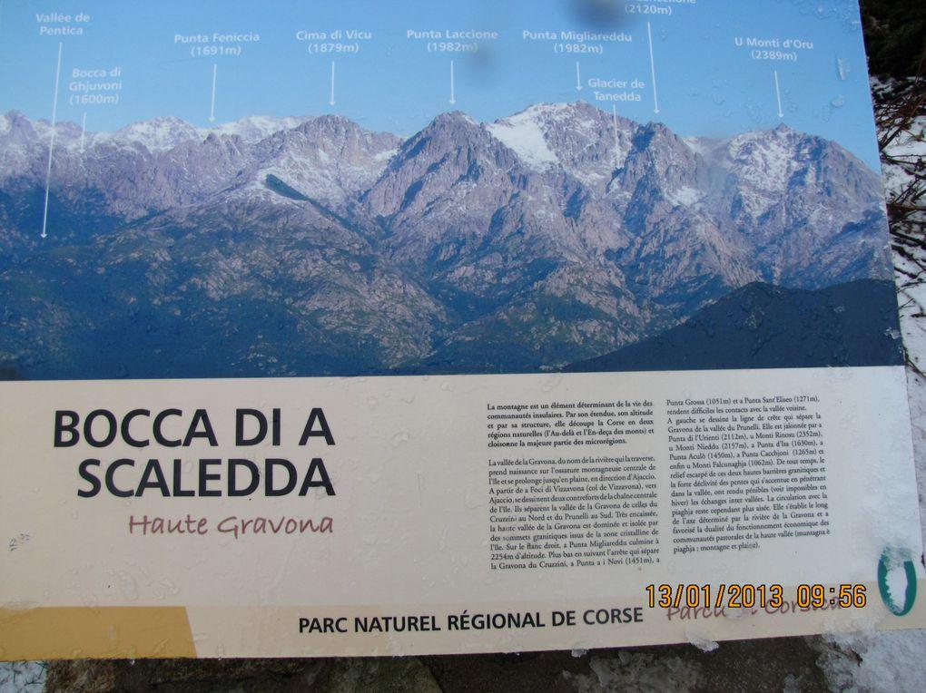 1er Raid neige: Val d'Ese / Col de scalella