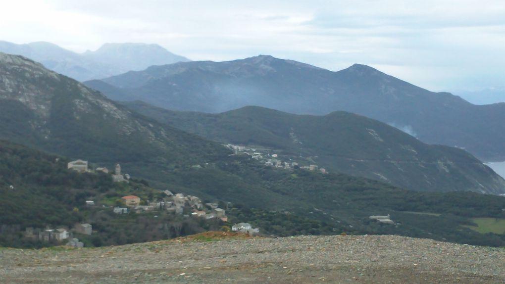 Raid de 4 jours: Traversée du Cap Corse