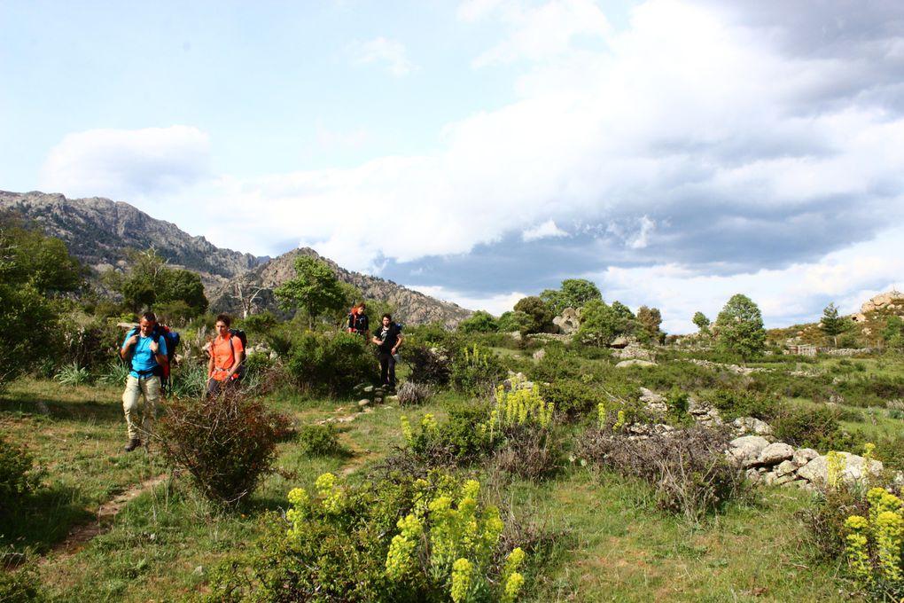 Raid de 4 jours aux Aiguilles de Popolasca