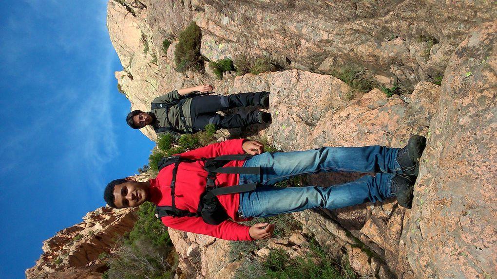 Randonnée au Capu d'Ortu