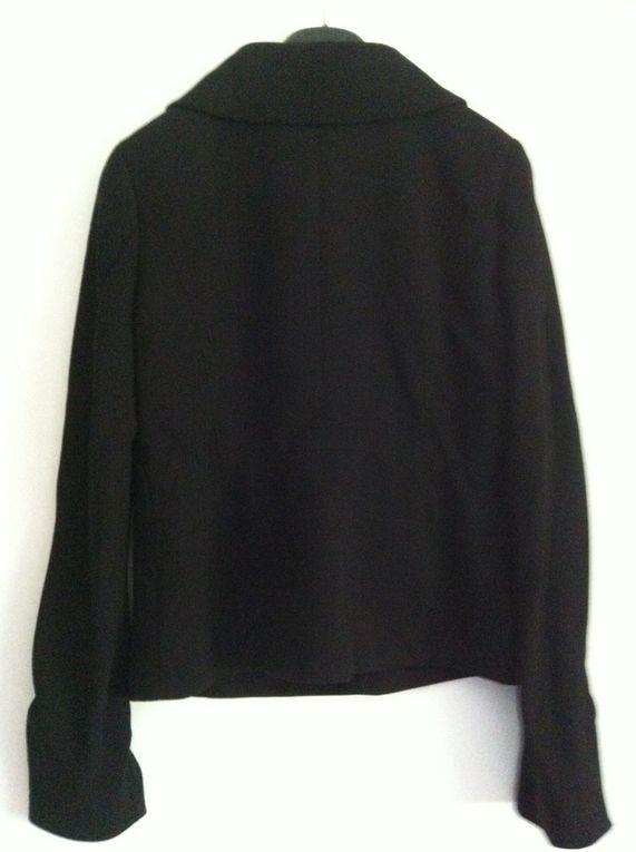 Veste noire Pinko 45€