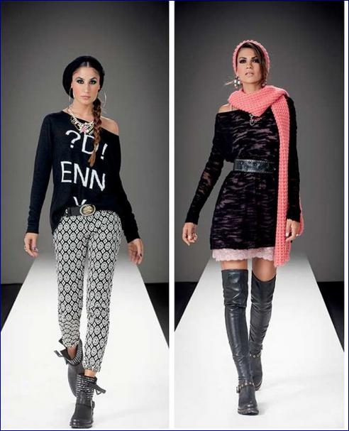 Denny Rose collezione moda F/W 2013 2014