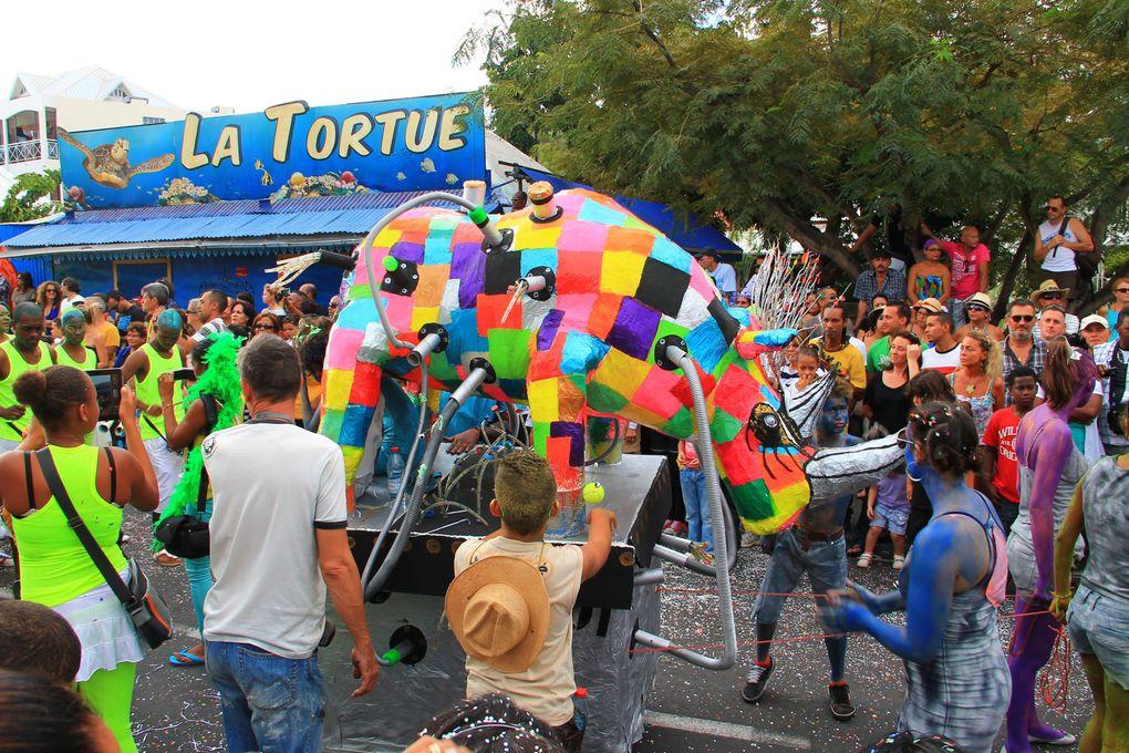 Le carnaval de Saint Gilles
