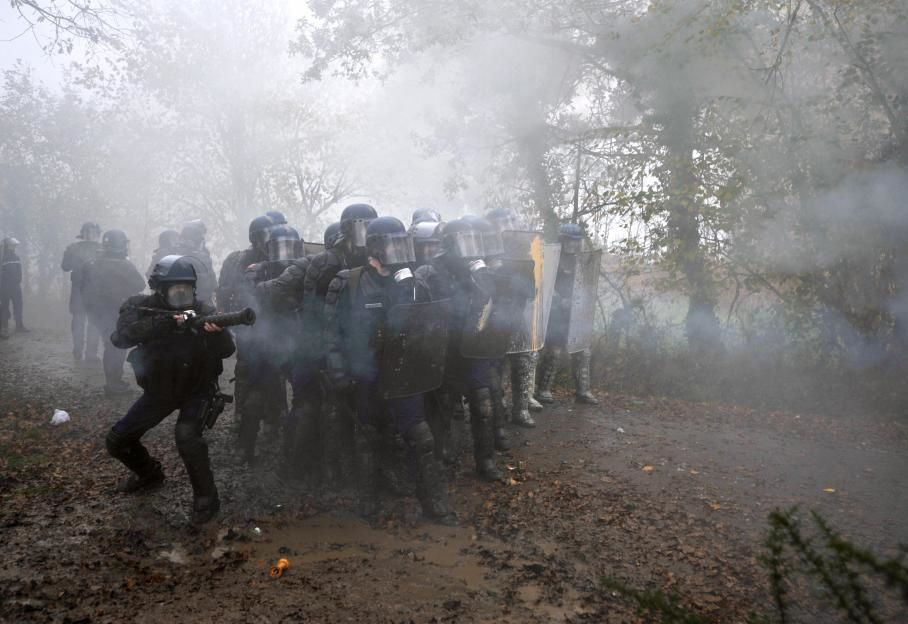 NDDL :  Défense du lieu de réoccupation samedi 24