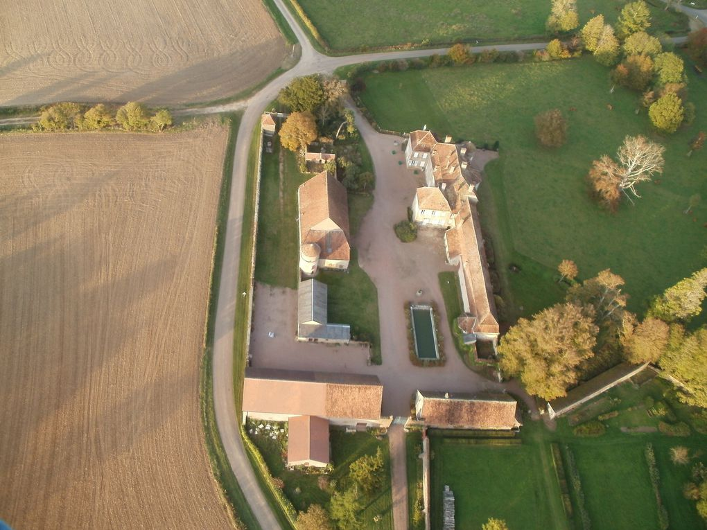 Le château de Vauban à Champignolles le Haut (Bazoches)