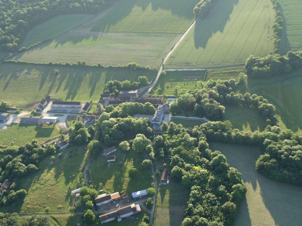 Le château des Barres à Saintpuits (contribution de Christophe)