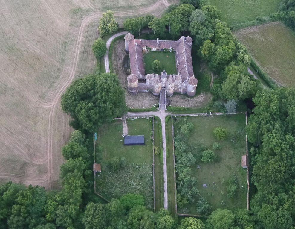 Le château de Ratilly (photos de Christophe)