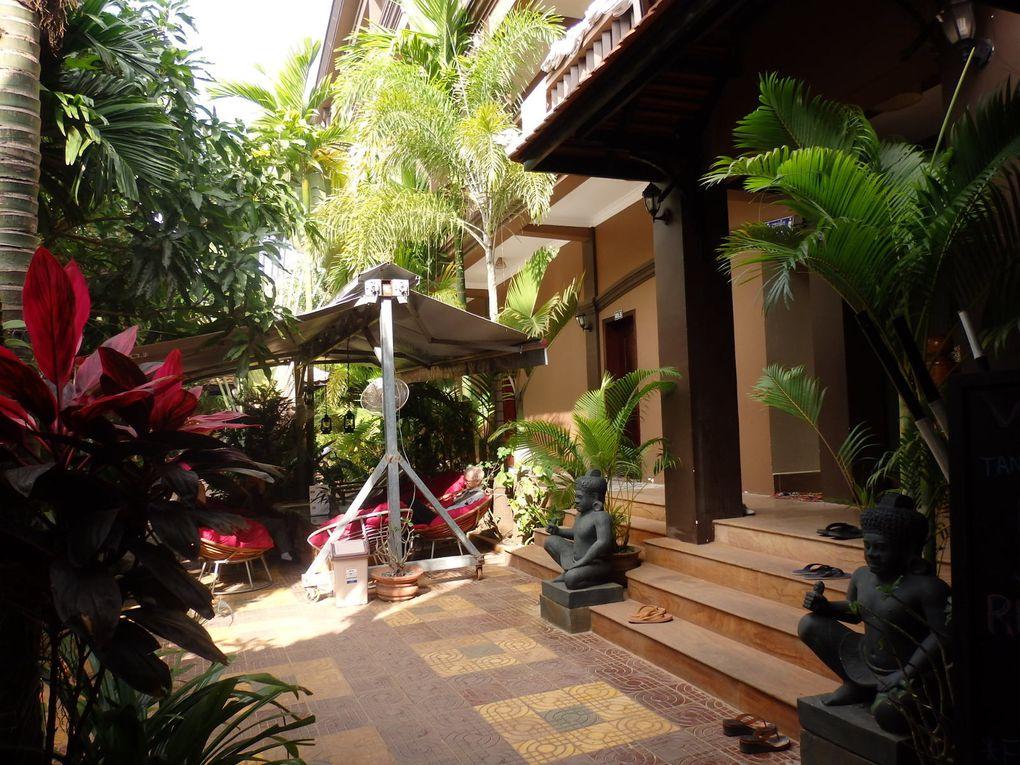 mon voyage au Cambodge