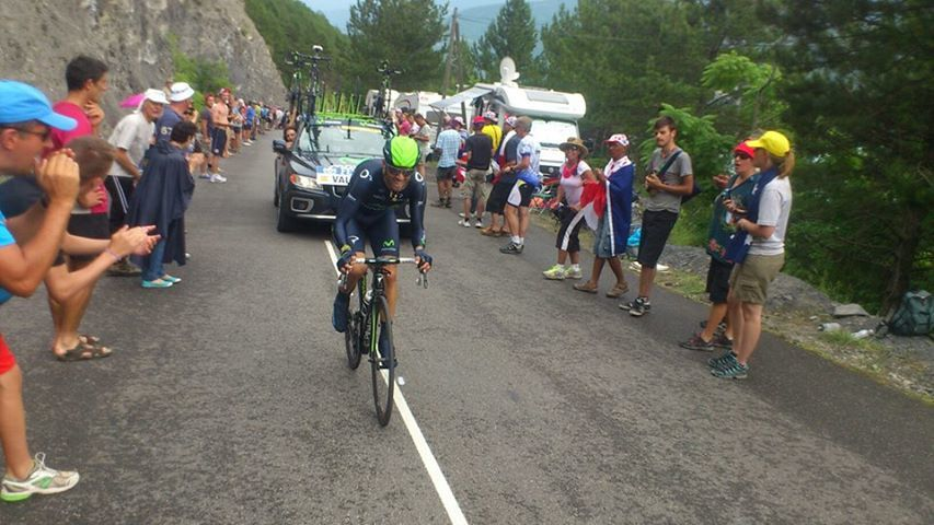 (Pierre Pannefieu & Movistar Team)