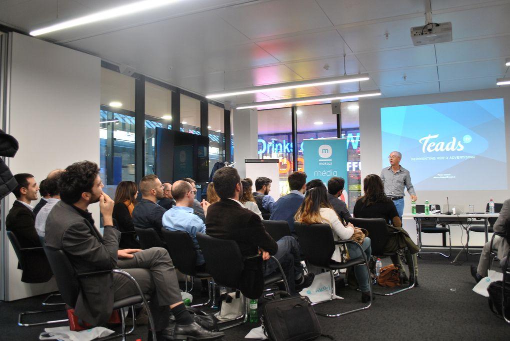 Conférence sur le programmatique à Genève