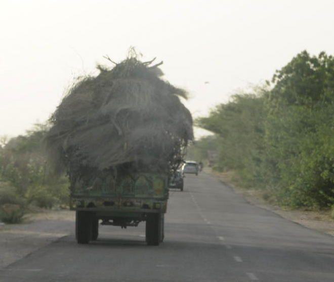 L'Inde et la conduite automobile...