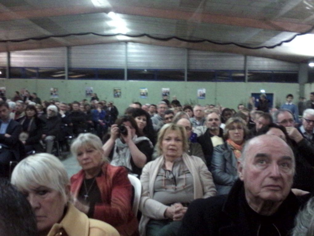 Meeting Gironde Positive Bazas le 5 mars 2015